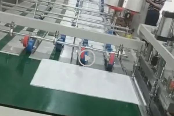 无烟刀,双面印刷编织袋切缝印一体机
