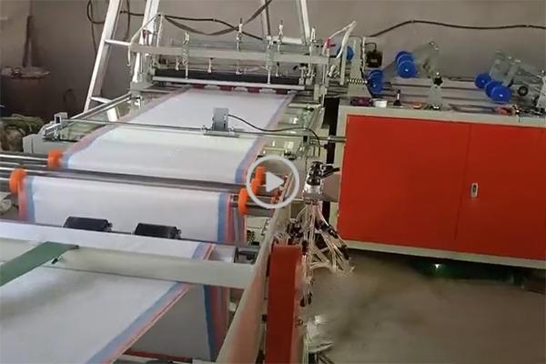 版式标准版冷热一体切缝印一体机