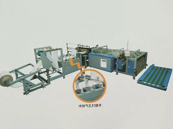 DX-LF-800型冷切缝打孔一体机