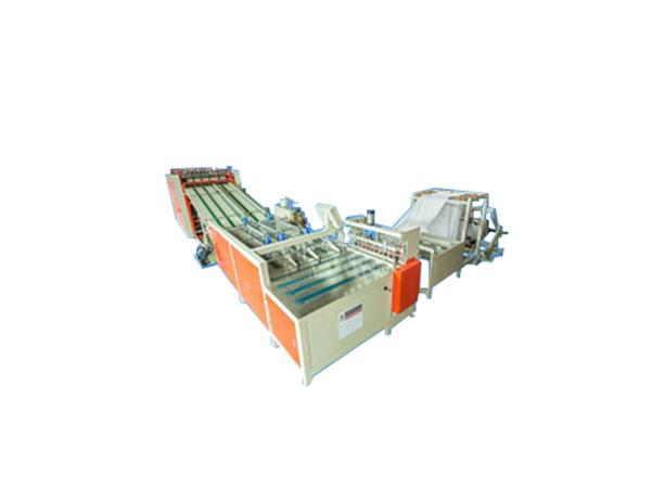 饲料袋切缝印收一体机