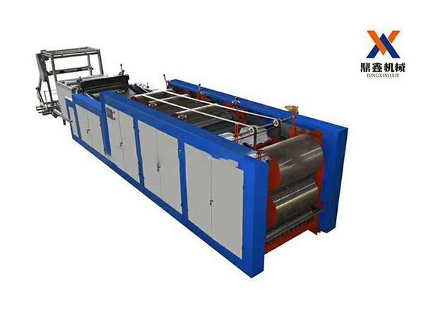 编织袋切印收一体机