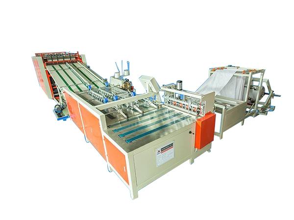 面粉袋一次成型切缝印收一体机